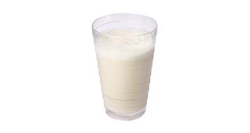 写真:おこさまバナナミルク