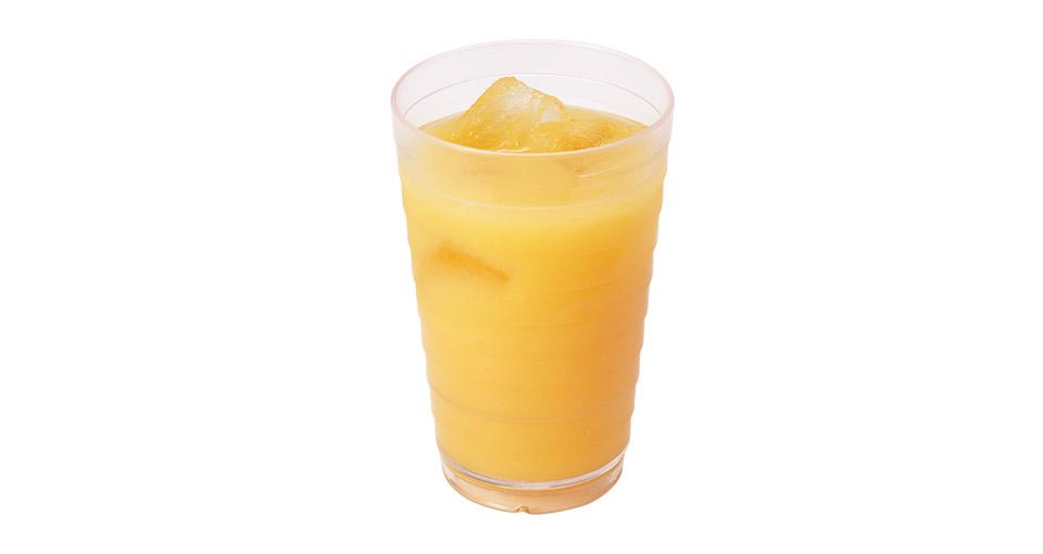写真:おこさまオレンジジュース