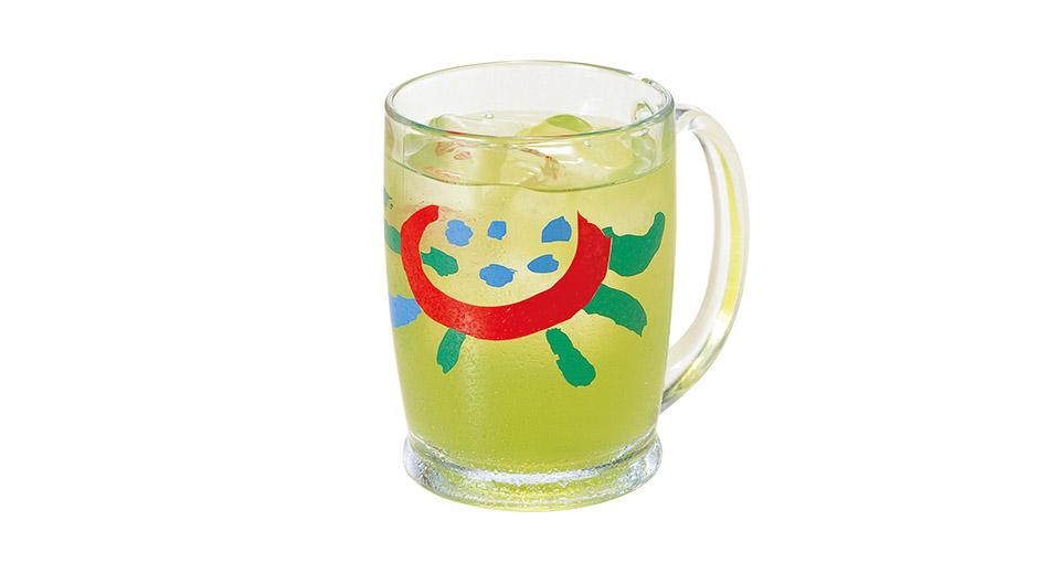 写真:カンパイドリンク 玄米緑茶