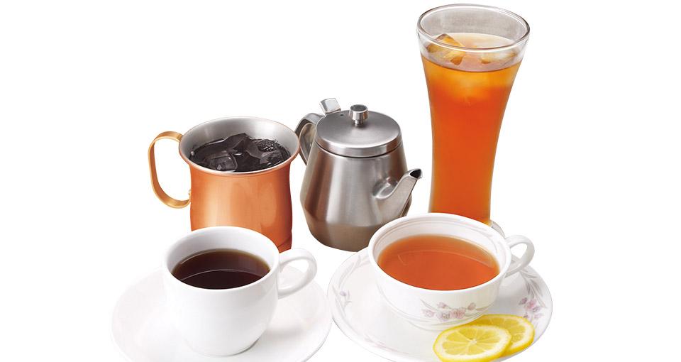 写真:紅茶(ストレート)