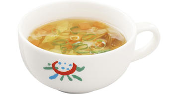 写真:ランチスープ(春・夏)