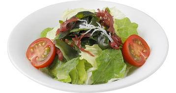 写真:海藻サラダ