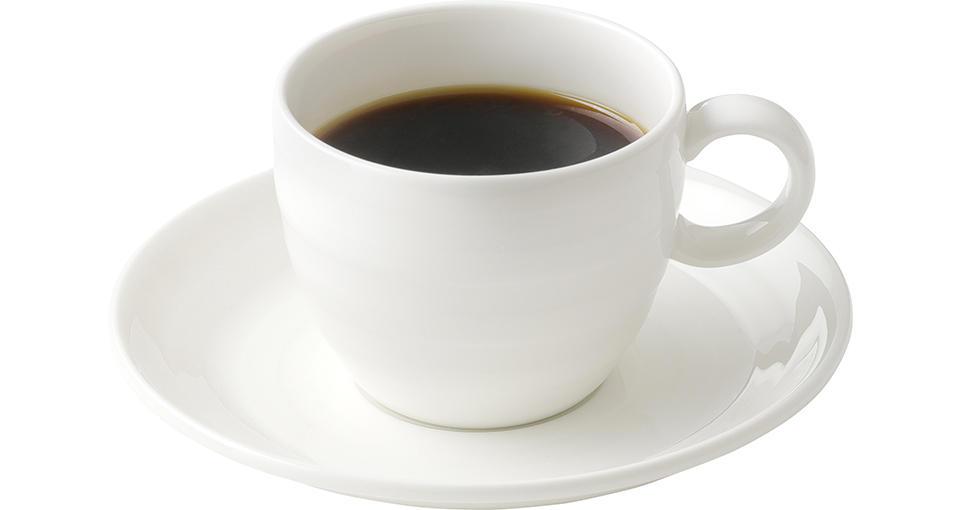 写真:ブレンドコーヒー(ブラック)