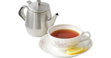 写真:紅茶(レモン)