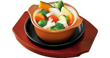 写真:ポトフ風温野菜