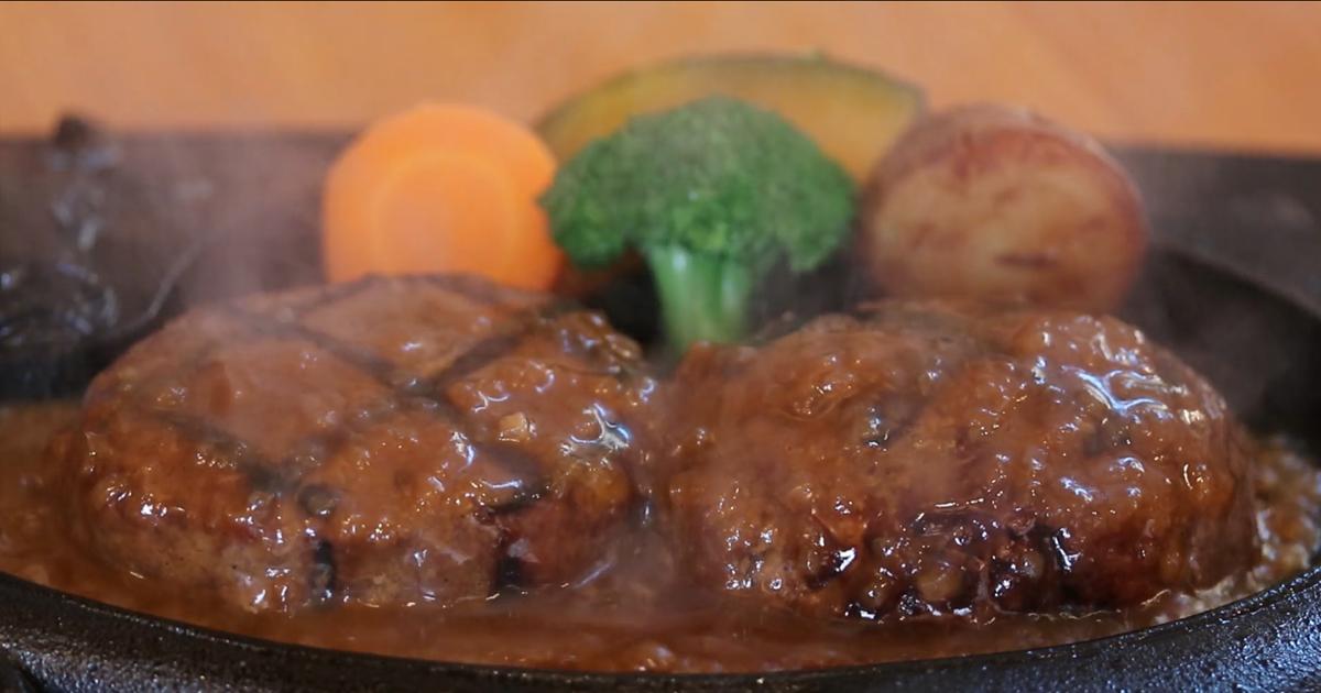 げんこつハンバーグの炭焼きレストランさわやか「安心・安全・元気のでるおいしさ」で、静岡県下33店舗展開中です。
